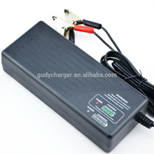 hot sale 12V 5A car battery charger desulphate function