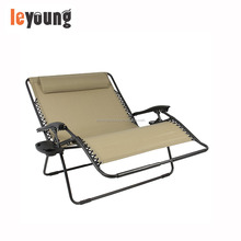 double lightweight recliner zero gravity chair, wholesale zero gravity folding chair,zero gravity chair headrest