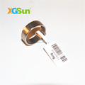 Bottom Price Super Quality customized jewelry label monza 5 rfid