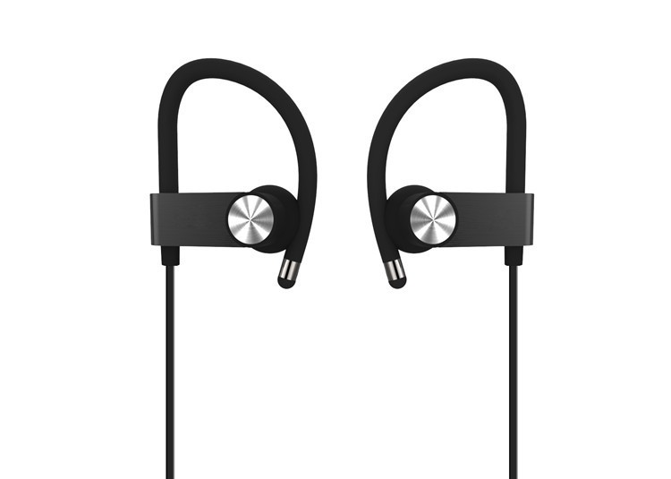2017 hot sale noise cancelling bluetooth 4.1 magnetic wireless earphones