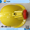 low price LM-N High quality coal miner safety helmet with mining head lamp