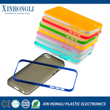 Hot-sale high quality tpu pc combo case MINI color PC + TPU for iphone5