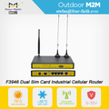 M2M RS232 RS485 RS422 TTL Industrial WCDMA 3g router
