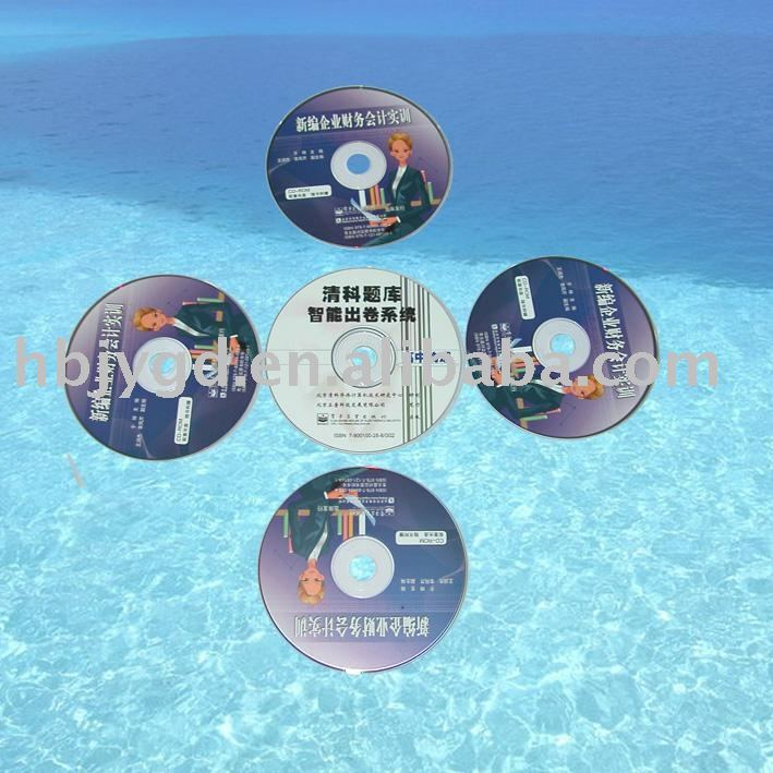CD-ROM Disc(replication) with data