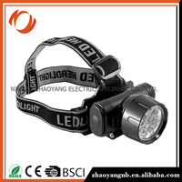 Flexible coal miners head lamp mining lamp emergency head light