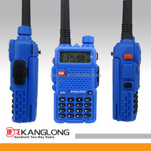 cheap 128 channel Portable dual band walkie talkie similar as baofeng UV5R