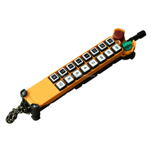Best price F21-16d industrial remote radio control crane 16 channel wireless controller two speed