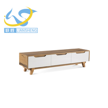 Made in China tv hall cabinet living room furniture designs led tv cabinet
