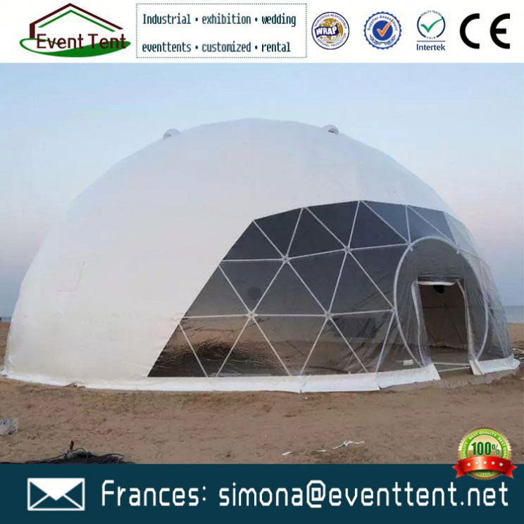 leisure pavilion inflatable tent for display greenhouse