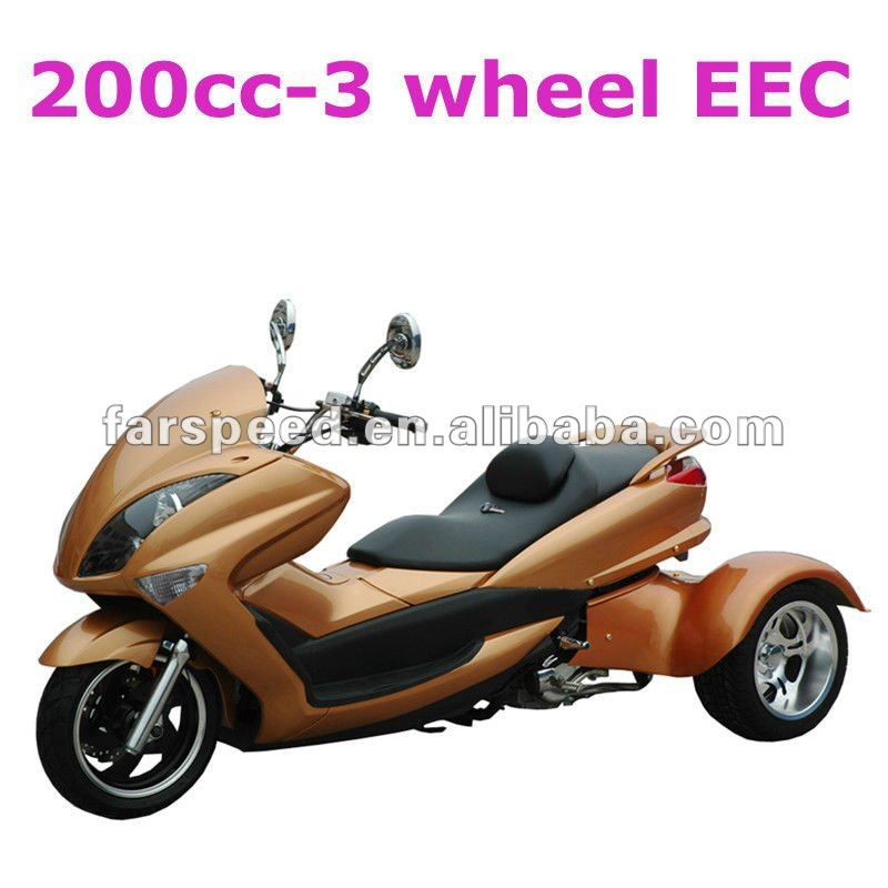 200cc 300cc tricycle 3 wheel motorcycle