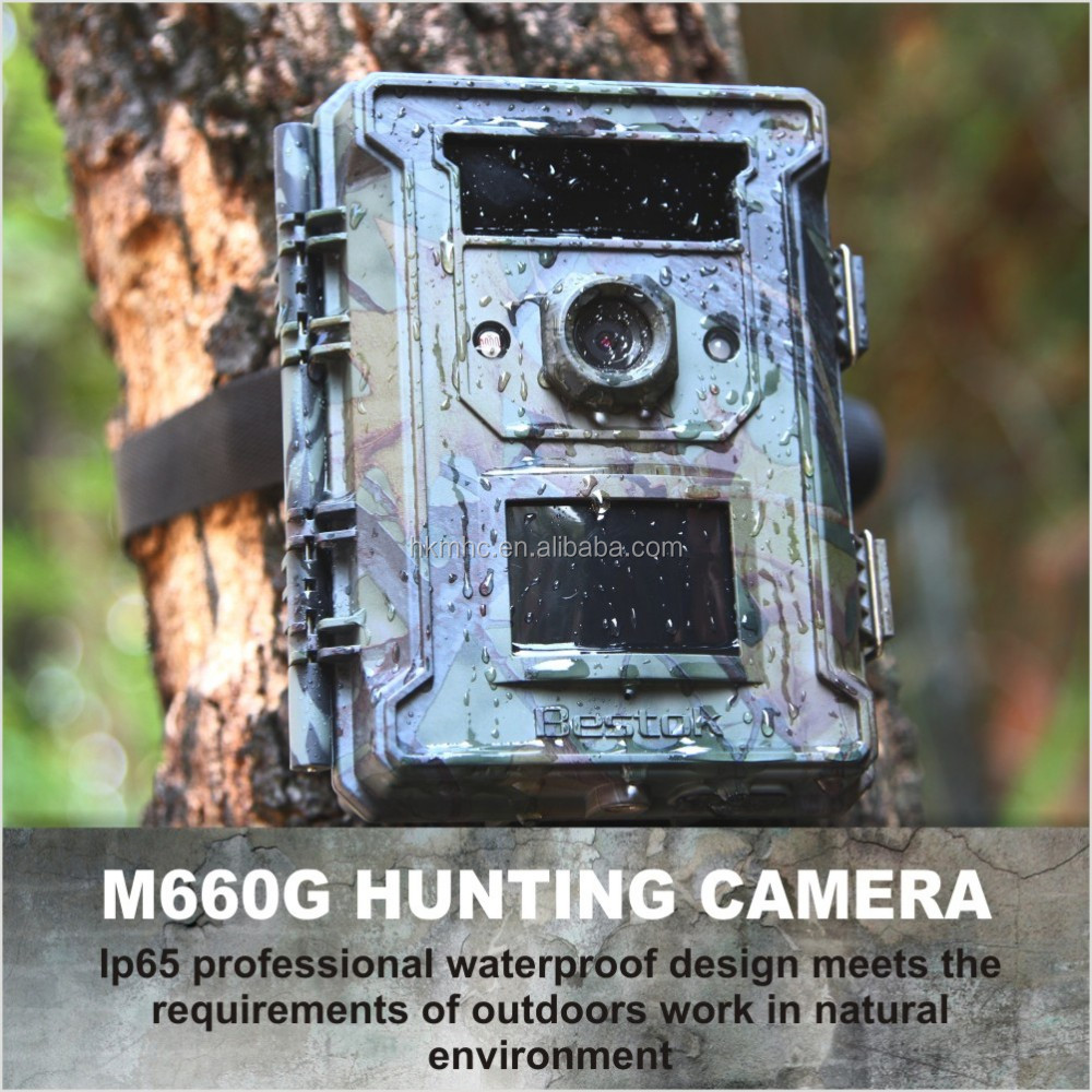 2017 mini digital outdoor Surveillance Hunting Game Camoflag Camera