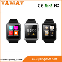 China smart watch manufacturer produce high quality low price bluetooth phone call + 2G phone call smart watch