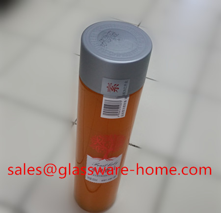 plastic mineral water bottle/PET voss water bottle