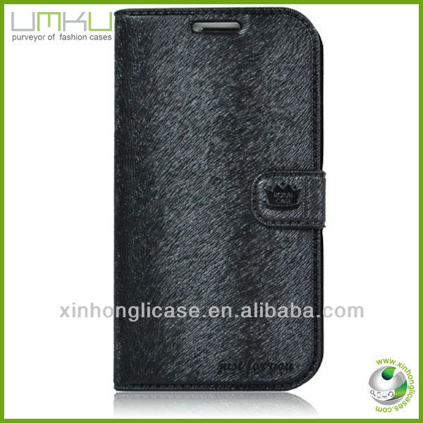 hot selling mobile phone leather cases cover for samsung galaxy s3 i9300