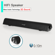 USB Powered BT Mini SoundBar for TV Computer Desktop Laptop PC