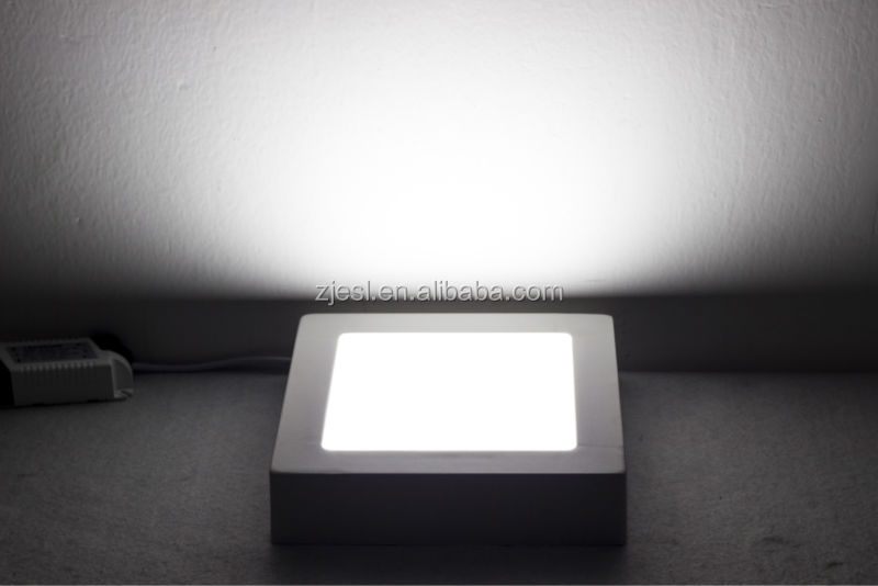 High quality CE&RoHS 18w surface mounted led square panel light