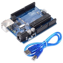 Factory Price Uno R3 Module Board Atmega328P Atmega16U2 with Free USB Cable for Uno R3