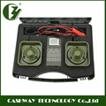Waterproof 2x50w mp3 sound decoy for duck hunting with play two speakers synchronously