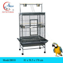 Quality assurance China pet cage Pet Parrot Canary Cage
