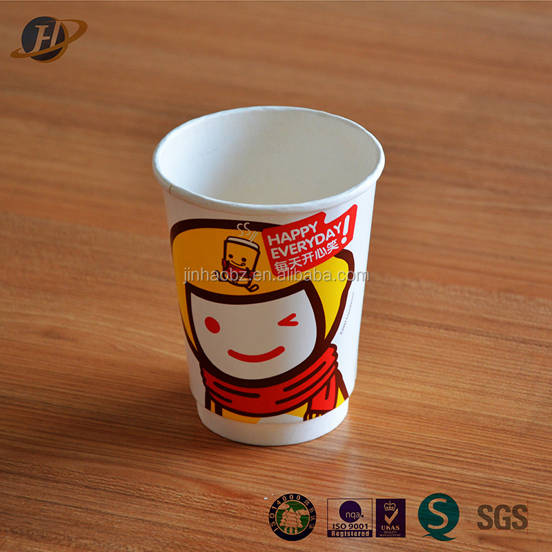 USA paper cups for clod paper cup with high quality