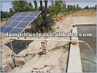 Agriculture irrigation deep well solar powered irrigation water pump DHCZ-SWP-11kw
