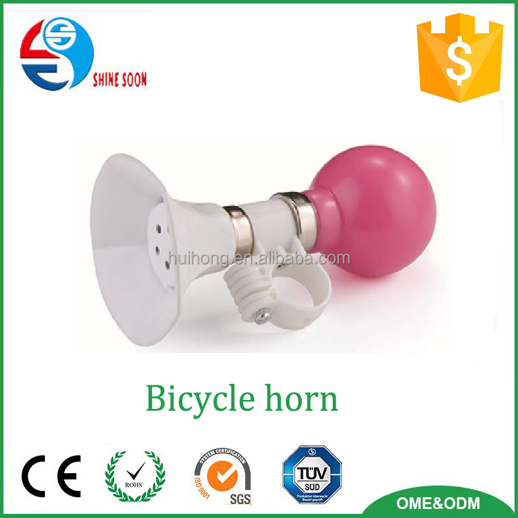 2016 china factory horn bell novelty bicycle bells bike horn for sale