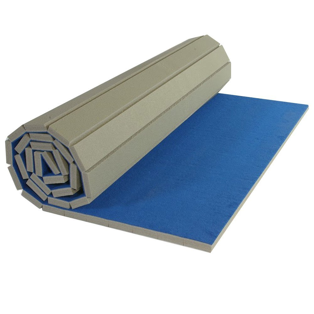 Roll cheerleading mat/Flexi roll gymnastic mats/ gym floor mat