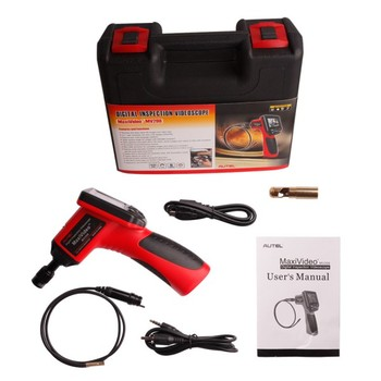 Hot Sale Auto Car Tool Autel Maxivideo MV208 Digital Videoscope with 5.5mm Diameter Imager Head Inspection Camera