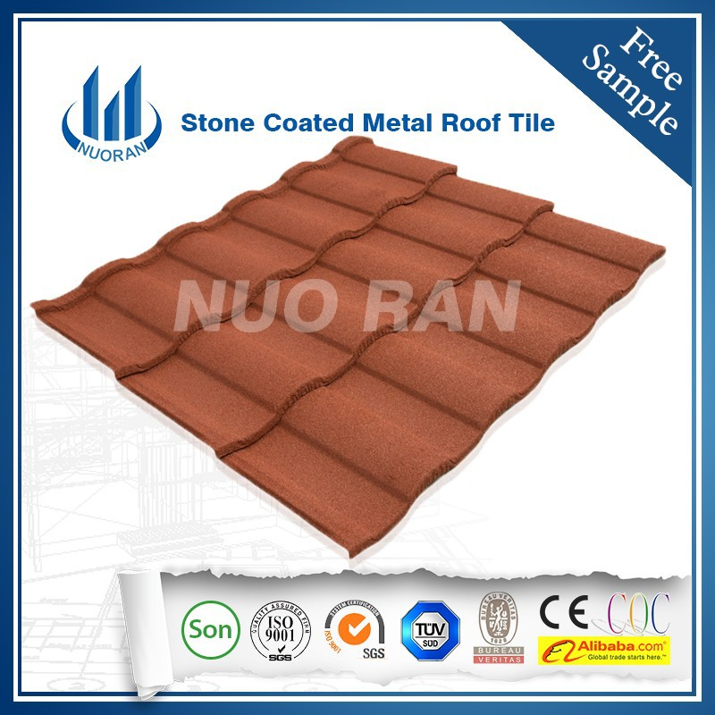 Nuoran Galvanized Sheet Metal Roofing Price Roof Tile Ridge Cap
