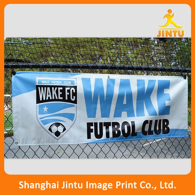 New custom logo printing outdoor banner advertising