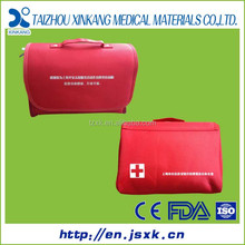 Manufacturer supply empty first aid box contents filled first aid kit bags approved by CE/ISO/FDA