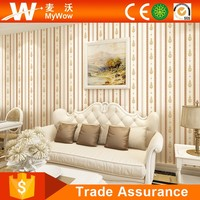 Professional Wall Paper Manufacturer in China CE Certificated Wallpaper