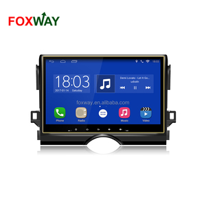 MKX101 All-in-one safe driving solution android car radio system for Toyota Mark X for Toyota Reiz 2010-2017