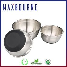 Wholesale Stainless Steel Mixing Bowl Thickening salad bowl