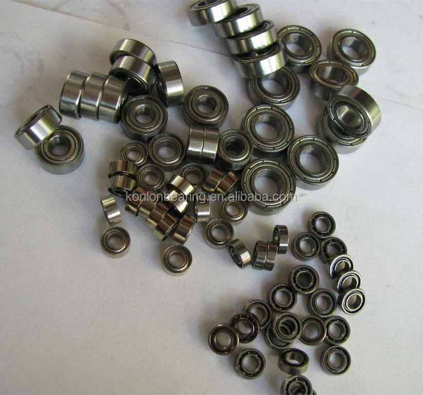 cheap price carbon steel 608 zz R188 626zz 627 zz and small deep groove ball bearing for sale