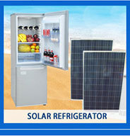 High quality 12v 24v Horizontal 258L solar fridge