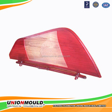Hot runner ,LKM mould base plasticauto lamp mould