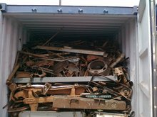 Ferrous Scrap--HMS 1 & 2 Bushling Baled Shredded Steel Scraps Steel Turning