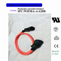 MS3106A-20-29 S 17PIN solder +assembly circular connector OEM wire harness