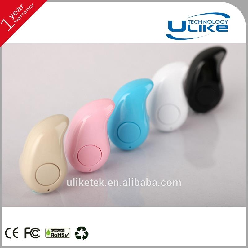 in-ear stereo earphone,bluetooth earphone mini wireless earphone receiver