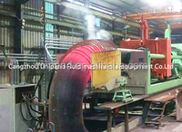 steel pipe elbow forming machine for sale