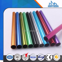 top quality Aluminium Extruded Tube and Pipe Alloys for building and industry