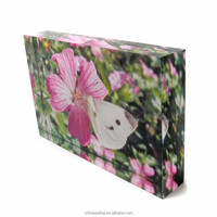 acrylic photo block wholesale