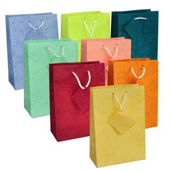 Customized Assorted Linen Tote Bags