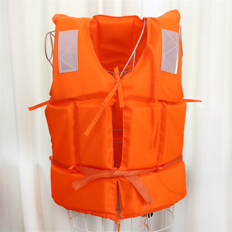 Оптовая продажа воды, безопасности продуктов оранжевый свет работы жилет спасательный жилет в море