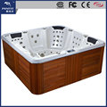 brilliant quality Factory direct sales cultured marble tub surrounds