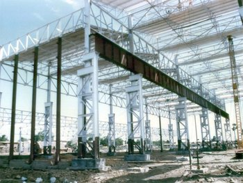 Structure fabrication