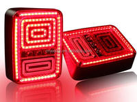 LED HIGH QUALITY TAIL LAMP FOR JEEP WRANGLER AUTO LAMP