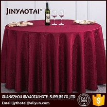 Satin Fabric Guangzhou Printed sense of cotton polyester jacquard fabric table cloth