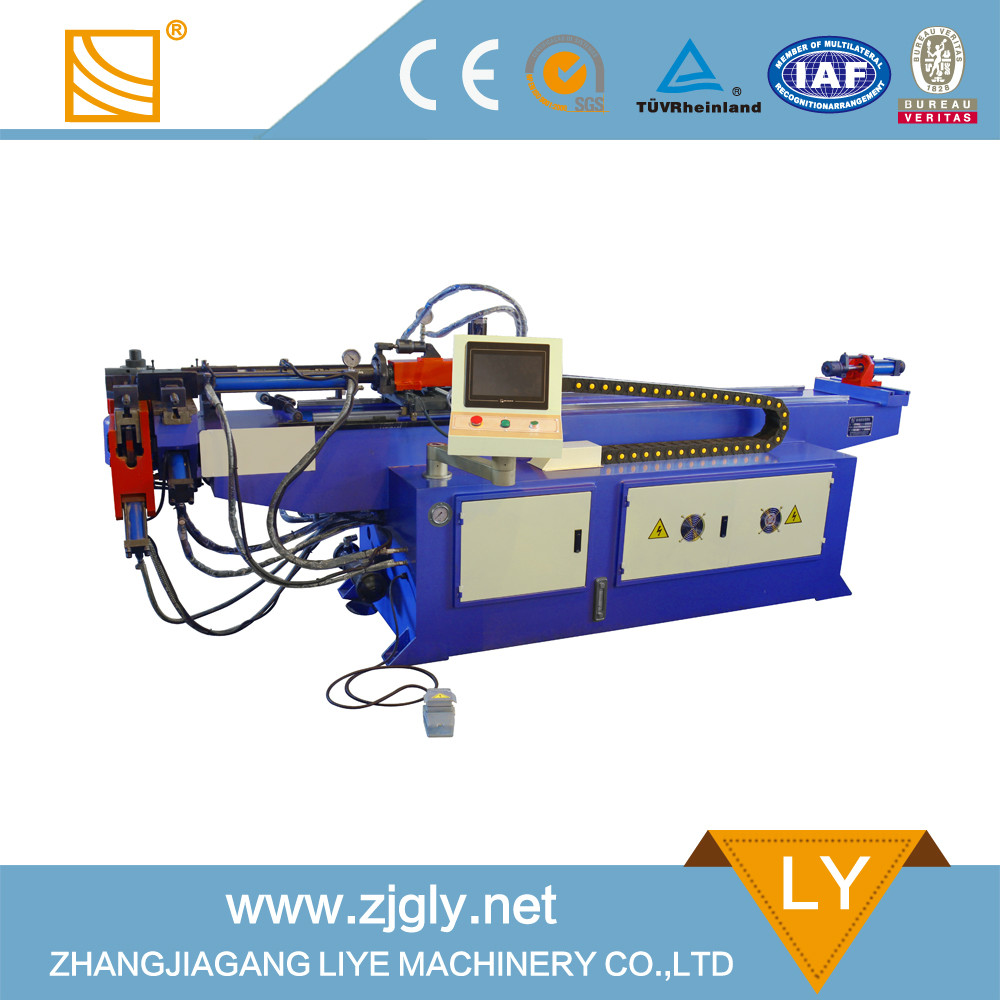 DW50CNCx2A-1S 5.5 KW Motor power used steel bending machine for sale